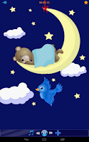 Screenshot of Lullaby for babies