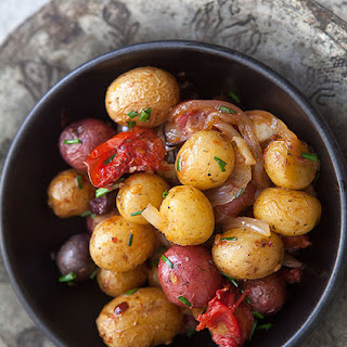 Provencal New Potatoes