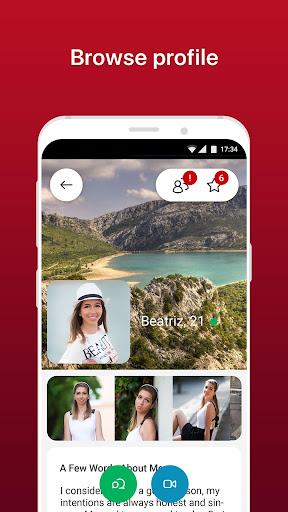 AmoLatina: Find & Chat with Singles - Flirt Today ss2