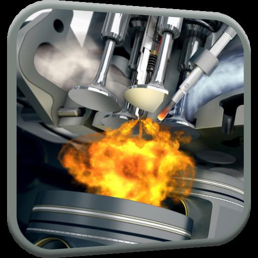 Diesel Engine Live Wallpaper Google Play のアプリ