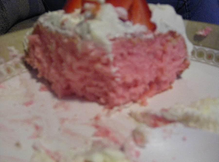Strawberry Shortcake Cake Recipe Just A Pinch Recipes