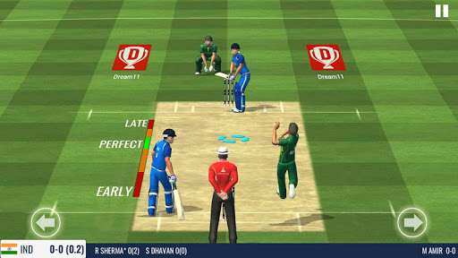 Epic Cricket - Big League Game  captures d'écran 6