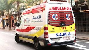 Los sanitarios no pudieron hacer nada por salvar la vida del menor.