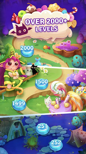 Candy Blast - 2020 Free Match 3 Games 2.3.2 screenshots 6