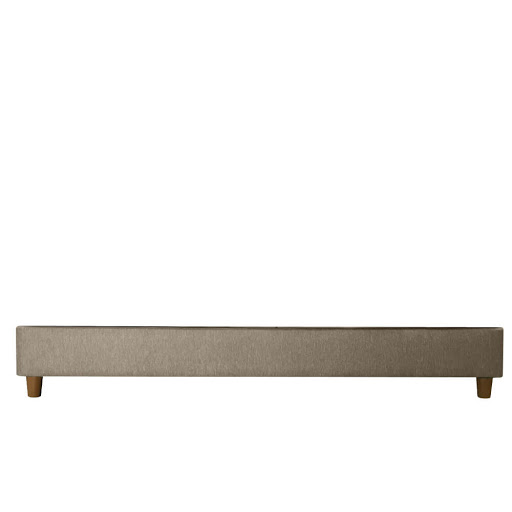 Myers Shallow Divan Base on Legs