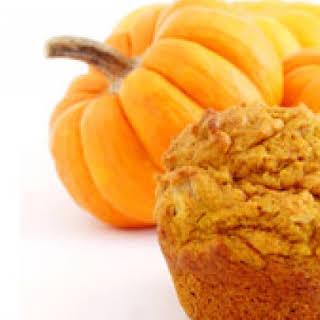 Pumpkin Muffins.