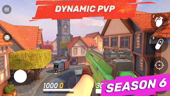 Game Guns of Boom - Online PvP Action APK for Windows Phone