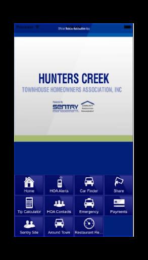 Hunters Creek Townhouse HOA