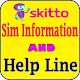 Skitto Sim Service and Inernet Package Download on Windows