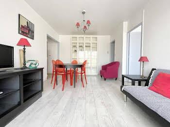 Appartement meublé 3 pièces 56,6 m2