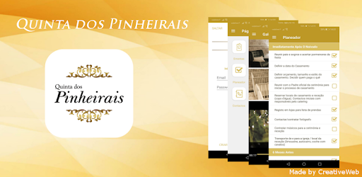 View menus, plants or chat with administrators of Quinta dos Pine Trees
