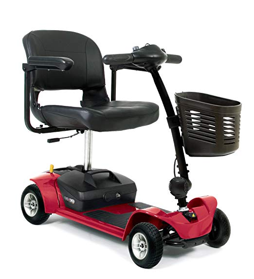 image of Pride mobility scooter