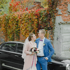 Wedding photographer Olga Galyant (olgagalyant). Photo of 27.10.2017