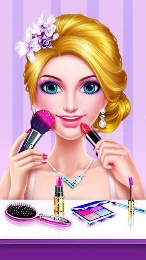 Wedding Makeup Salon - Love Story  screenshots 4