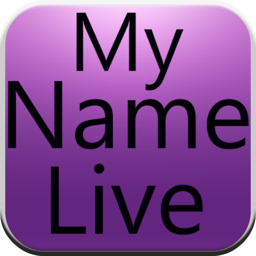 My Name Live Wallpaper Final Apk 25