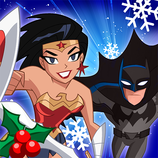 Justice League Action Run (app)