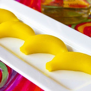 Banana Cream Jello Shots.