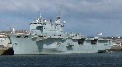 Photo: HMS Bulwark