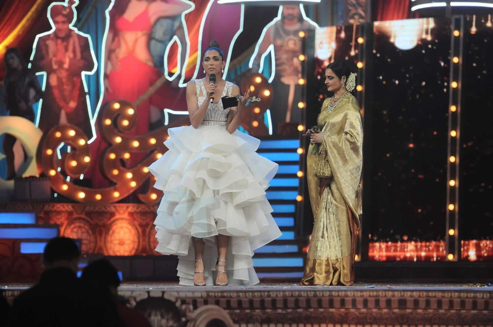 Best Actress- Deepika Padukone for 'Piku'