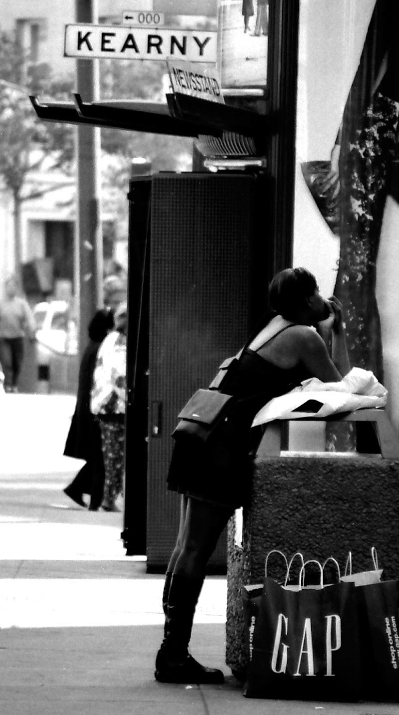 San Francisco shopping di Cisky3113