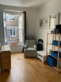 Studio meublé 17,55 m2