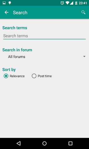 Screenshot for iR Forum in Hong Kong Play Store