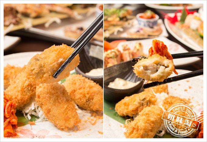 碳鰭日式家庭料理廣島牡蠣唐揚