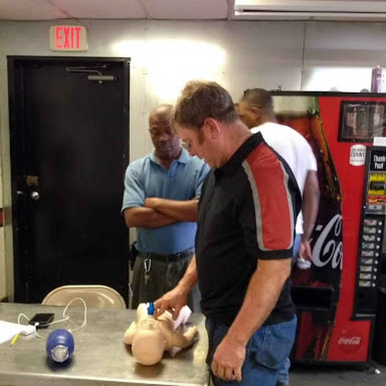 Pulse Cpr And First Aid School Health Consultant Teaching Cpr In