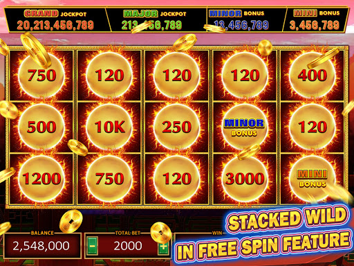 Dragon 88 Gold Slots - Free Slot Casino Games 1.5 screenshots 6