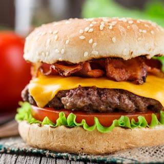 T.G.I. Friday's Inspired Jack Daniel's Burgers.