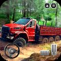 Big Euro Truck Parking Legend: Truck Parking Games icon