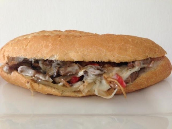 Philly Cheesesteak Hoagie (sallye) Recipe