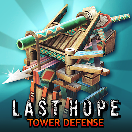 Last Hope TD - Zombie Tower Defense Games Offline  (Mod) 3.75mod