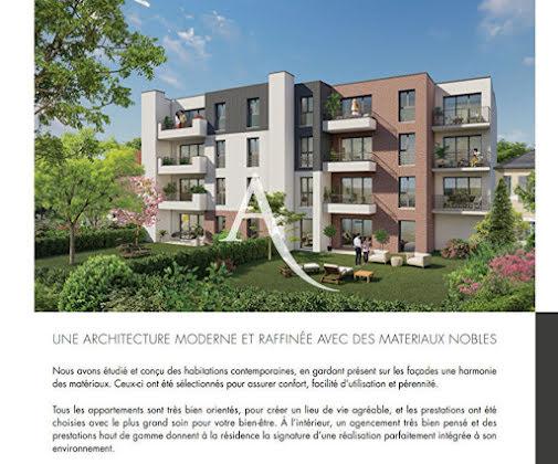 Vente appartement 3 pièces 51,45 m2