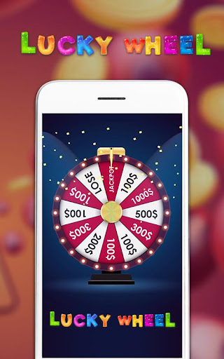 Lucky Wheel - Spin and Win apkmr screenshots 1
