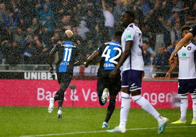 Van Crombrugge n'a pas pu empêcher l'inévitable : Bruges était trop fort pour cet Anderlecht