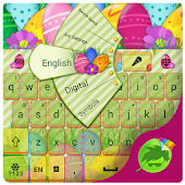 Egg Hunt Keyboard Theme