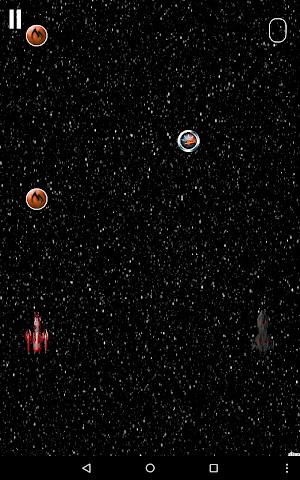 android Two space ship Screenshot 6