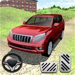Crazy Prado SUV Simulator 2018 Icon
