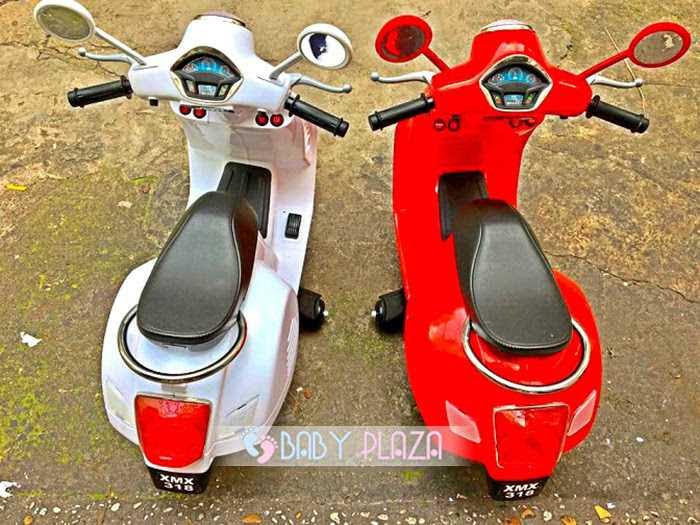 Xe máy điện trẻ em Vespa XMX-318
