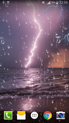 Thunder Storm Live Wallpaper screenshot 3