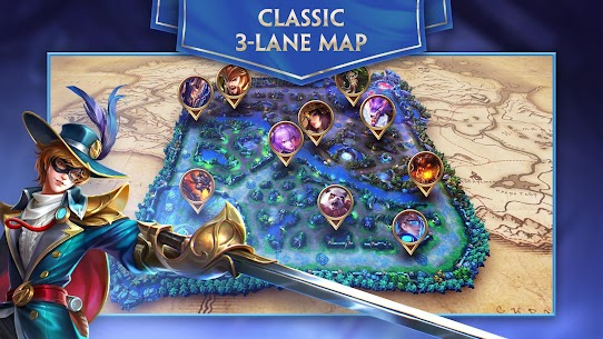 Heroes Evolved Mod Apk Download For Android and Iphone 2