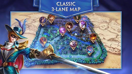 Heroes Evolved 1.1.57.0 Mod APK Download 2