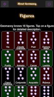 The Magic of Geomancy screenshot