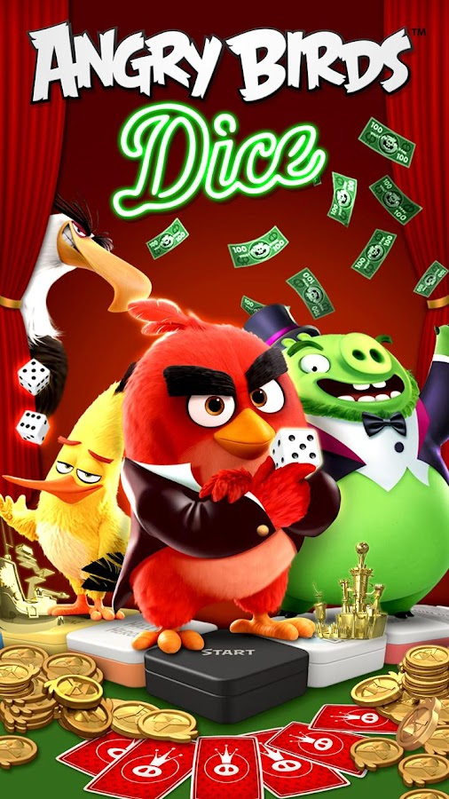 Angry Birds: Dice- screenshot