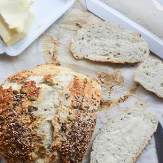 Seedy Sourdough Bread