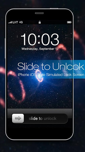 Sky Lock Screen 2.6 screenshots 1