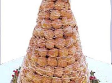 Croquembouche (french Creme Puffs) Untried Recipe