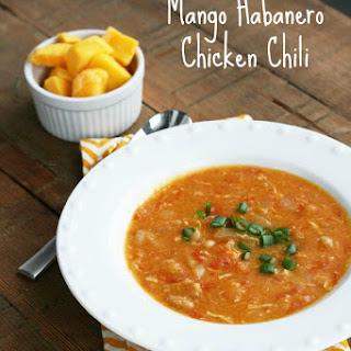 Mango Habanero Chicken Chili