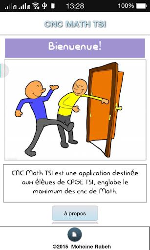 CNC Math TSI